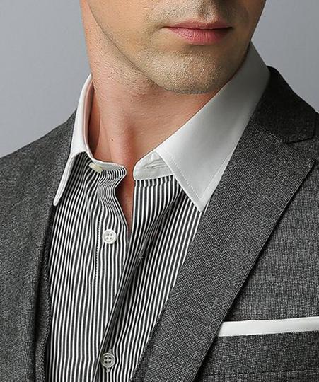 潮流时尚型男都是这样选择西装的?