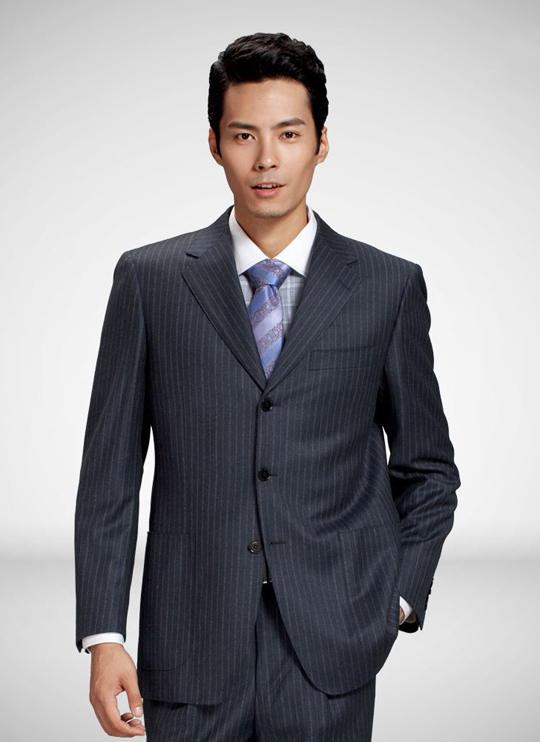 男士西装商务款01